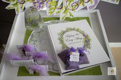 Lavender concept wedding decor #lilac #purple #green #wreath