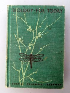 Biology for Today (1934) by Francis D. Curtis - Vintage Children's Science Book