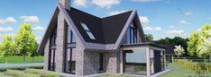 Glazen topgevel © Building Design Architectuur