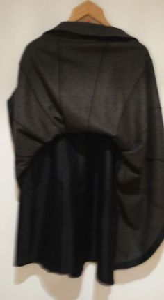 Jupe longue grise Volante évasé Caroll Paris taille 38 entièrement doublé  neuve 5852d9d4db1