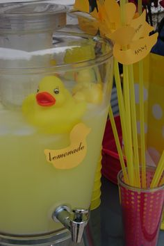 lemonade duck style