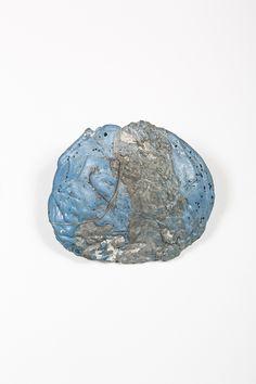 "Kelly Jazvac, ""Plastiglomerate Samples,"" 2013 - gem - mineral - stone"