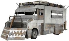 Axe Bros.   Surviving the Zombie Apocalypse in a Camper