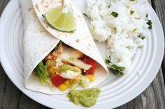 Fish Tacos with Avocado Sauce @shugarysweets