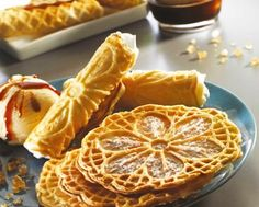 Bricelets fribourgeois Recette -