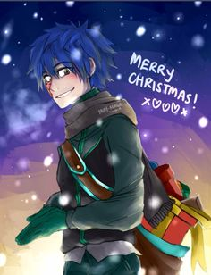 """fairy-mage: """" 12 more days to Christmas! Image Fairy Tail, Fairy Tail Lucy, Fairy Tail Anime, Gruvia, Fairytail, Days To Christmas, Merry Christmas, Miraxus, Jellal And Erza"""