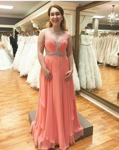 Sexy Prom Dresses,Chiffon Prom Dress,Long Evening Dress, Formal Dress,Prom Party Dress