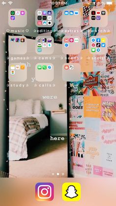 Quickly sort the apps on your Home screen with AppSort Application Telephone, Application Iphone, Iphone Home Screen Layout, Iphone App Layout, Organize Apps On Iphone, Whats On My Iphone, Aesthetic Phone Case, Accessoires Iphone, Phone Organization