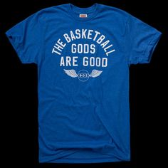 Don't need the Coach K reference, but the shirt, like the ball, don't lie