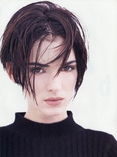 ☆ Winona Ryder   Photography by Wayne Maser   For Vogue Magazine US   November 1992 ☆ #Winona_Ryder #Wayne_Maser #Vogue #1992