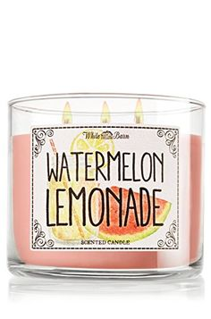 Bath&Body Works - Watermelon Lemonade Candle