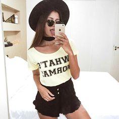 Completamente apaixonada pelos looks da @in_love_clothing 😱 eles são DEMAAAAIS!