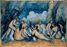 Cezanne, Las grandes bañistas (1900-1905)