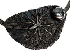 Eye Patch Spider Lace Black Gothic Steampunk Pirate Fantasy Fashion Cosplay