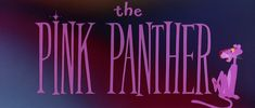 Title sequence from the film 'The Pink Panther directed by Blake Edwards, starring David Niven, Peter Sellers and Claudia Cardinale Art Of The Title, Henry Mancini, David Niven, Blake Edwards, Opening Credits, Claudia Cardinale, Movie Titles, Movie List, Title Sequence