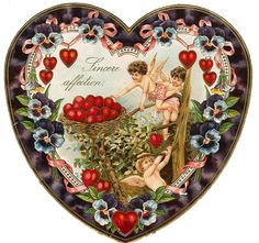 Heart  - Sincere affection  /  Aufrichtiger Zuneigung