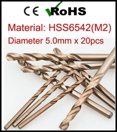@@@best price5.0mm x 20pcs hand twist drill bit center for aluminum power tool manufacturer5.0mm x 20pcs hand twist drill bit center for aluminum power tool manufacturerbest recommended for you.Shop the Lowest Prices on...Cleck Hot Deals >>> http://id235716804.cloudns.ditchyourip.com/32388216869.html images