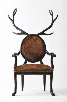 Hybrid / les chaises animalières de Merve Kahraman