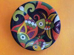tecnica ceramica cuerda seca - Cerca con Google