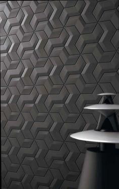 Interlocking tiles, with Bang Olufsen