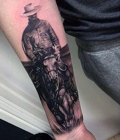 Fotos de Tatuagem do Velho Oeste