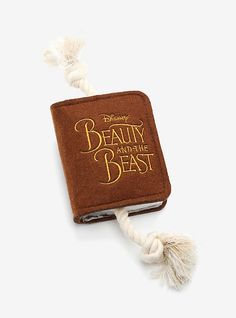 Disney Beauty And The Beast Book Pet Toy - BoxLunch Exclusive, , hi-res