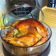 The NuWave Pro Oven is great for someone who lives alone or for someone cooking a large meal for many. Its infrared convection cooking creates evenly cooked food every time. It is a wonderful addition to anyone's kitchen. Halogen Oven Recipes, Nuwave Oven Recipes, Oven Chicken Recipes, Cooking Recipes, Cooking Ribs, Cooking Salmon, Cooking Games, Meal Recipes, Four A Convection