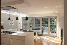 kitchen extension doors