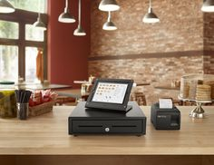With Business in a Box for Square Register, merchants can now simplify their countertop with an affordable and comprehensive package that includes two Square Readers, an iPad stand, a cash drawer, and an optional receipt printer. All work wirelessly with Square Register.