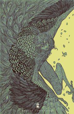 bwusagi - Cape Of Feathers A3