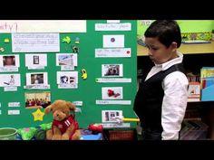 Katherine Smith School Kindergarten Project Presentation. PBL presentation by kindergarten students in California.
