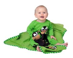 lipfish green monkey romper