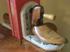 Check out our antique recycle selection for the very best in unique or custom, handmade pieces from our shops. Vintage Wood, Vintage Antiques, Shoe Cobbler, Shoe Stretcher, Modern Rustic Homes, Shoe Horn, Decorated Shoes, Shoe Last, Wood Creations