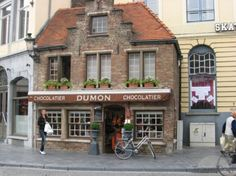 Bruge; chocolate city