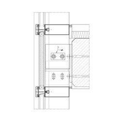 Pfosten-Riegel System | STABALUX SR