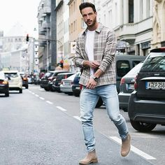 Spring fashion for men
