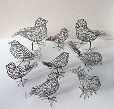wire birds: