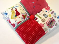 Boutique Etsy, Ajouter, Voici, Organizing, Coin Purse, Wallet, Purses, Sewing Box, Embroidery
