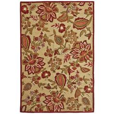 Dover Floral Rugs