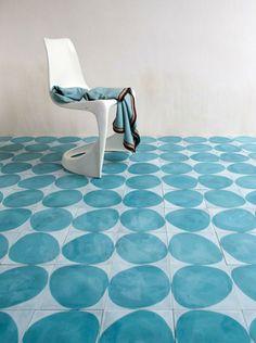 Lovely floortiles
