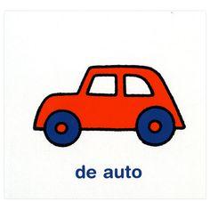 Dick Bruna - Auto