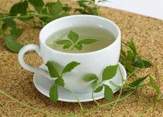 Tee aus Kraut der Unsterblichkeit