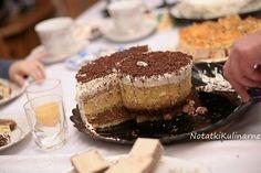 Tort z musem czekoladowym z nutą pomarańczy