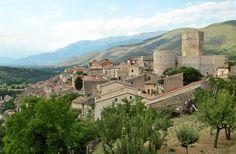 Pettorano sul Gizio ( l'Aquila )