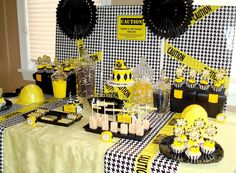 """Photo 8 of 13: Tools/Construction / Birthday """"Eddie's Tool Birthday Party"""" 