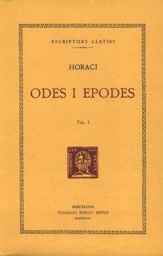 2n Bat. Odes. Horaci