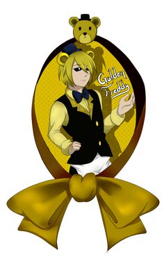 Golden Freddy #FNAF #GoldenFreddy