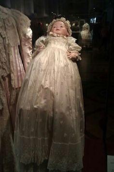 Tsarevich Alexei Nikolaevich Romanov of Russia's baby clothes.A♥W