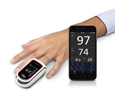 Masimo is releasing its MightySat pulse oximeter in the U.S. following FDA clearance of the device. It is designed for personal use but features Masimo's S