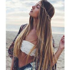 ❤ #accessories  #bohemian #beach #style  #dream #ocean  #kimono  #nature #hair #inspiration #photography